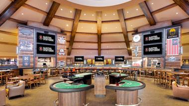 The Barstool Sportsbook at Ameristar Casino Hotel Black Hawk